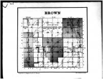 Brown Township, Fletcher, Lena, Miami County 1883